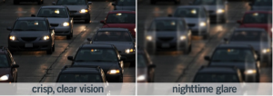 I have astigmatism. Why is it so hard to see at night?
